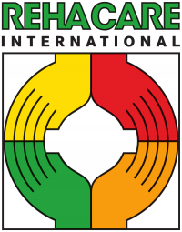 Logo der Fachmesse REHACARE INTERNATIONAL